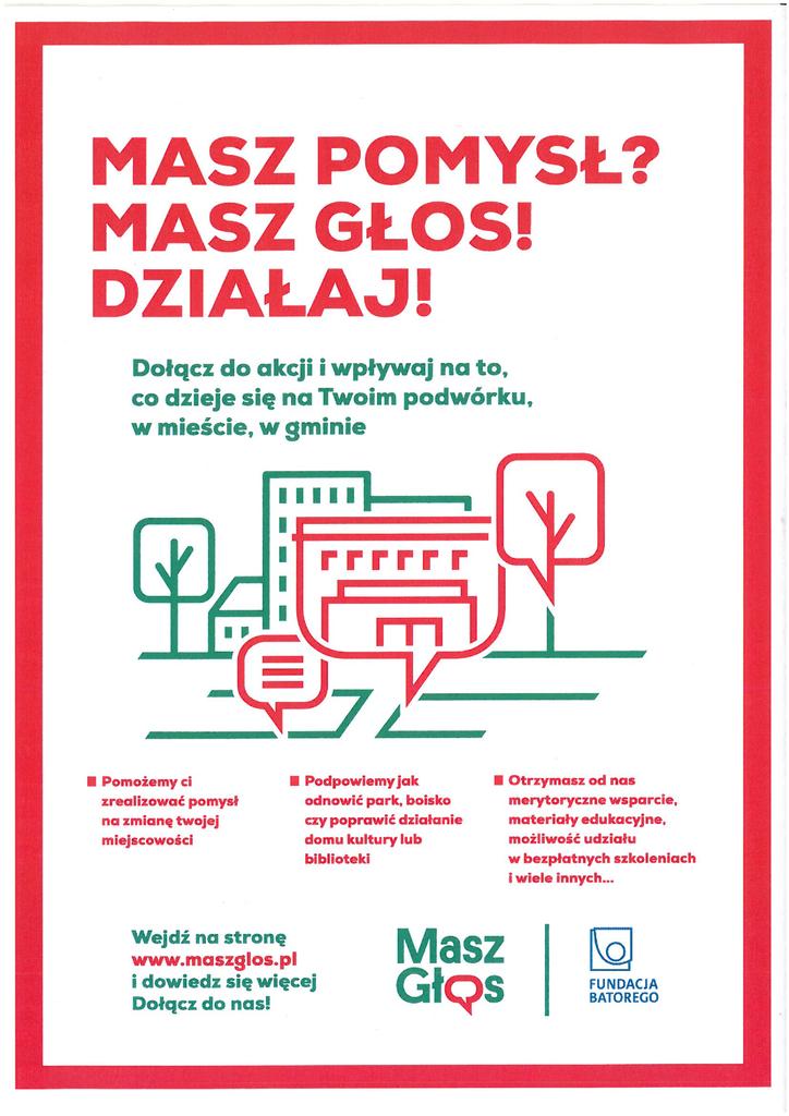 Plakat Masz Głos1.png