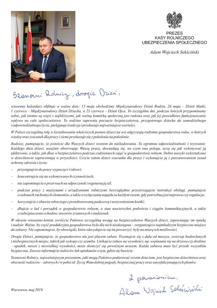 plakat a3 maj18 List Prezesa1.png