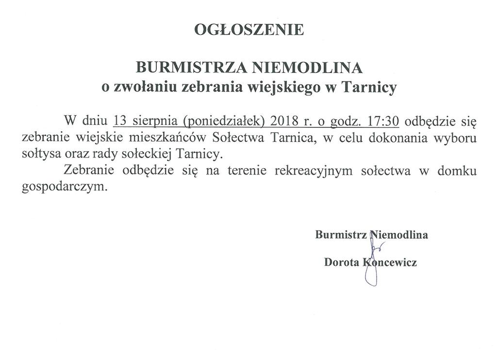Zebranie Wiejskie Tarnica.jpeg
