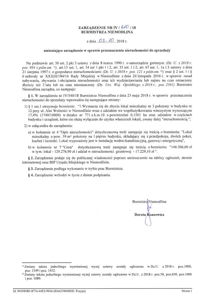 zmiana zarządzenia IV-540-181.png