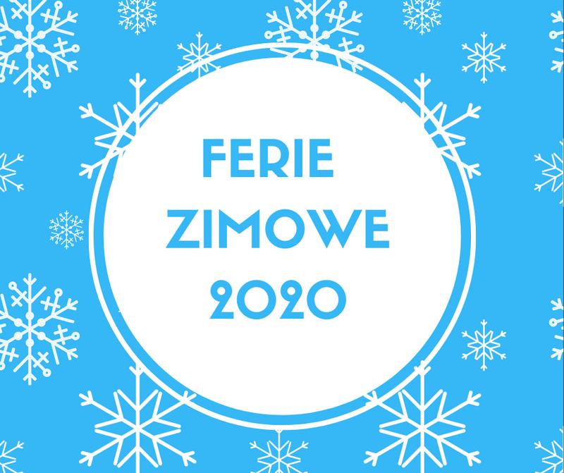 FERIE-ZIMOWE-2020