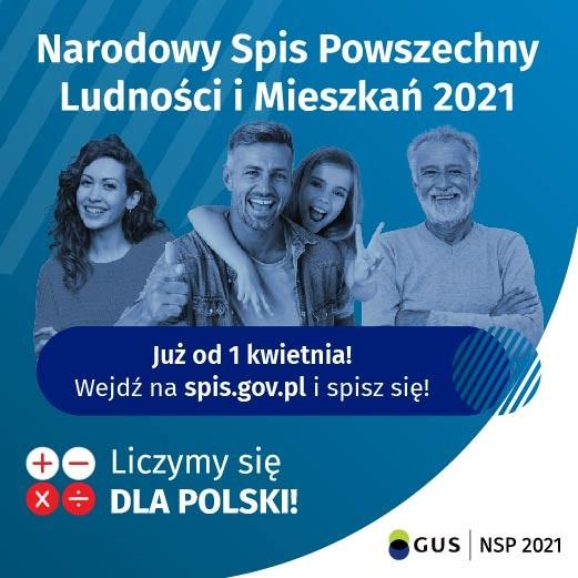 NSP ludności plakat1