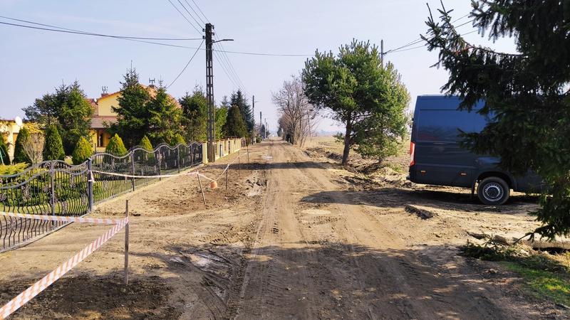Trwają prace kanalizacyjne Gracze_Koloania Robotnicza.jpeg