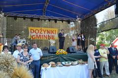 Galeria Dożynki Gminne w Grabinie - 2015