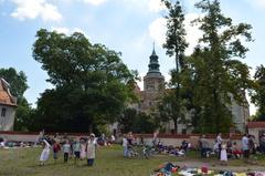 """Galeria Piknik rodzinny """"Jedynki"""" na Zamku Książęcym Niemodlin - 2016"""