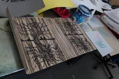 Galeria Grafianie w Insytucie Sztuki UO