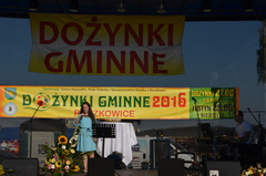 Galeria Dożynki Gminne w Roszkowicach 2016
