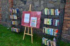 Galeria Narodowe Czytanie w Zamku Książęcym Niemodlin - 2016