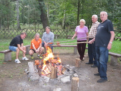 Galeria Pożegnanie lata - piknik na sportowo dla seniorów