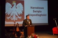 Galeria Uroczysta Sesja Rady z okazji Narodowego Święta Niepodległości i Gala Złotego Sokoła 2016