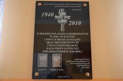 Galeria Uroczystość patriotyczna w Grabinie - 2017