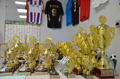 Galeria Turniej siatkarskich dwójek, trójek, czwórek, Opolanka Opole, LUKS Sukces Komprachcice i UKS Jedynka Niemodlin