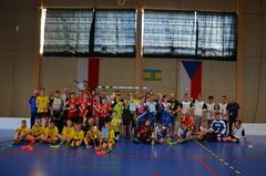 Galeria Turniej unihokeja Prażmo (Czechy), ZS Gracze, SP 1 Niemodlin