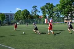 Galeria Międzynarodowy Turniej Piłki Nożnej rozegrany na Orliku