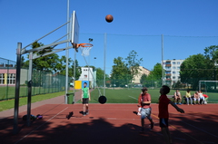 Galeria Turniej koszykówki ulicznej 3x3 dla drużyn rocznika 2005-2006