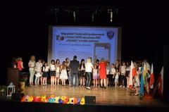 Galeria Wyróżnienia dla najlepszych uczniów w gminie - 2017