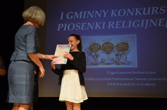 Galeria I Gminny Konkurs Piosenki Religijnej