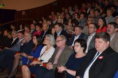 Galeria Uroczysta Sesja Rady z okazji Narodowego Święta Niepodległości i Gala Złotego Sokoła 2017