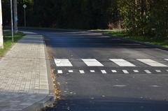 Galeria Zakończono przebudowę dróg Tysiąclecia i Sportowej w Niemodlinie