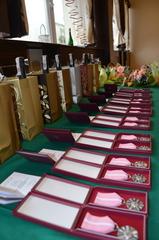 Galeria Złote Gody - medale dla 10 par małżeńskich z naszej gminy