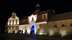 Galeria Widowisko światła i dźwięku w Niemodlinie