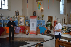 Galeria Delegacja z Niemodlina w Dolinie