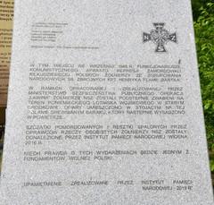Galeria Odsłonięcie pomnika w Starym Grodkowie