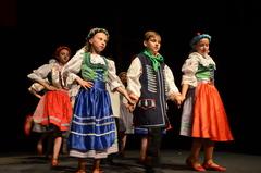 Galeria Występ dzieci z Doliny
