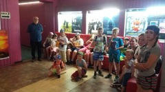 Galeria pólkolonia w Grabinie