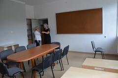 Galeria SP2 Pokój nauczycielski