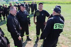 Galeria Zawody gminne strażaków