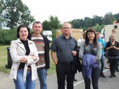 delegacja z Doliny- miasta partnerskiego na Ukrainie wraz z przewodniczącym Rady Miejskiej M. Nie P.jpeg