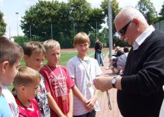 zwycięzcy turnieju piłki nożnej młodzików - zespól z Tułowic P.jpeg